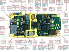 40 Best cell phone schematic circuit diagram download link images in