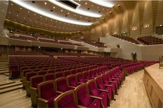 SUNTORY HALL, Tokyo,Japan|サントリーホール|Theater chair,Theater seats,Auditorium seats