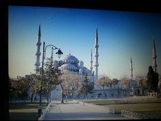 Mezquita Azul en Estambul....te quedas sin palabras!