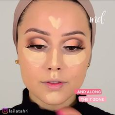 erything about this look is on fleek! Makeup - makeup products - makeup tutorial - makeup tips - Sou Eyebrow Makeup Tips, Contouring Makeup, Eye Makeup Steps, Makeup 101, Skin Makeup, Highlighting Makeup, Contouring Tutorial, How To Makeup, Makeup Eyeshadow