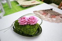 Ringkissen aus Blumen von schubberts.de