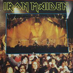Iron Maiden - Live After Death: Tour Book