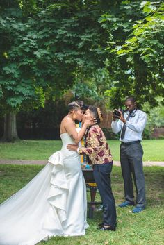 Our Very Black Queer Wedding | A Practical Wedding