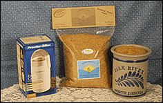 Natural Golden Valley Omega Whole Flax Seed & Grinder