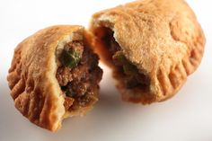 Natchitoches Meat Pies - Donald Link, chef at Cochon and Herbsaint restaurants in New Orleans and author of Real Cajun, gave us these recipes, explaining that Mardi Gras food is meant to be grazing food