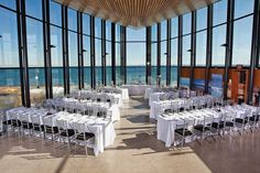 Looking for a waterfront wedding venue in Ontario? Check out Spencer's at the Waterfront in Burlington. Spencer's will host small and intimate weddings for 10 or more guests.