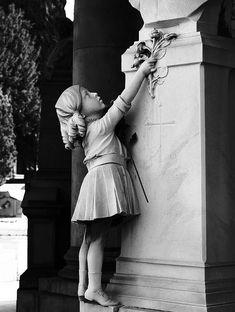 Certosa di Bologna Cemetery, Italy