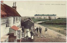 Lobster Smack and Fishermans Cottages, Canvey Island, Essex