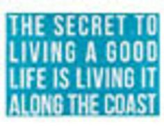 The Secret To Living A Good Life Is Living It Along The Coast Wooden Sign OWI,http://www.amazon.com/dp/B00JJWF988/ref=cm_sw_r_pi_dp_Llhrtb1N46XHVX07
