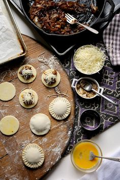 French Onion Pastry Puff Bites // joy the baker