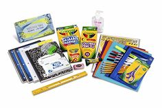 Third through Fifth Grade Classroom Supply Pack - Crayola Third through Fifth Grade Supply PackCrayola Third Through Fifth Grade Supply Pack comes complete with the art supplies and accessories essential for elementary school artists. Kids will have what they need for projects, homework and creative time.Why you'll love it: It's a comprehensive ...