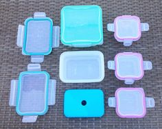 School Lunches will be easy to pack this school year thanks to Snapware containers! These containers are the best!
