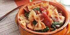 Speedy Tomato Pasta - An aromatic homecooked meal filled with a pasta of your choice, tomatoes, baby spinach, and Italian herbs. Budget Freezer Meals, Frugal Meals, Easy Meals, Inexpensive Meals, Budget Recipes, Simple Recipes, Yummy Recipes, Planning Budget, Meal Planning