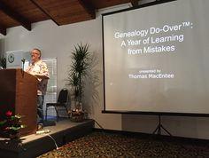 Debby's Family Genealogy Blog: A GREAT Seminar by Thomas MacEntee