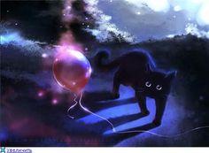 =^. ^= Cat Art =^. ^= ❤ ...By Artist Apofiss@deviantART.com...