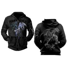 goth hoodie - Google Search