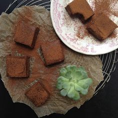 Vanløse blues.....: Lørdags Luxus: Squashbrownie - Low carb