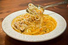 Вкусный суп-лапша с курицей пошаговый рецепт с фото