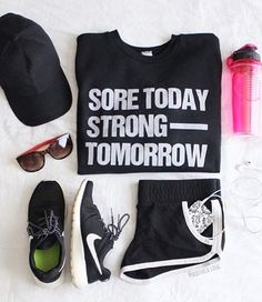 Working out. The most exhilarating, mind clearing part of the day-or the most dreaded, anxiety inducing part ofthe day - either way, the fact is, it's part of the day. For me, I love it; that euphoric high after an intense workout sesh - nothing...
