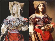 Pulp Arts: The Paper Fashions of Artist Isabelle de Borchgrave