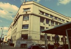 Clinic Municipal Arad Clinic, Multi Story Building