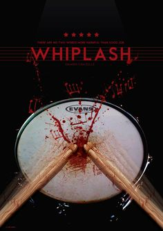 """2014 Whiplash Dir: Damien Chazelle """"Not quite my tempo"""" by Luis Atao Design Minimal Movie Posters, Cinema Posters, Film Posters, Great Films, Good Movies, Love Movie, I Movie, Poster Minimalista, Damien Chazelle"""