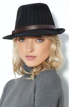 Knitted Fedora Hats For Women | Fedora Hats For Women And Men Galleries
