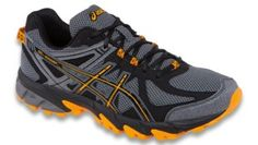 GEL-Sonoma with ASICS' Rearfoot GEL® technology combined with SpEVA® Cushioning for underfoot comfort