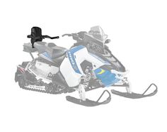 AXYS® Backrest with Handholds by Polaris 2881164 Ebay
