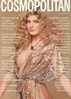 1978, Cosmopolitan - Fabulous Magazine Covers From the Year You Were Born - Photos