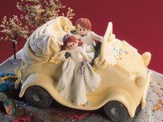 Pasteles Decorados | Recién casados | Utilisima.com