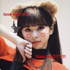 Meme Names, Cute Icons, Kpop Girls, Babys, Cool Girl, Hearts, Super Cute, My Love, Memes