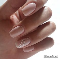 """If you're unfamiliar with nail trends and you hear the words """"coffin nails,"""" what comes to mind? It's not nails with coffins drawn on them. It's long nails with a square tip, and the look has. Nude Nails, Pink Nails, Gel Nails, Nail Polish, Toenails, Neutral Nails, Coffin Nails, Nails Turquoise, Acrylic Nails"""