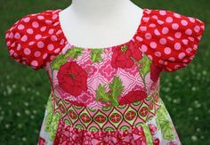 ElliePeasant Top by fluffygirlboutique on Etsy, $34.99