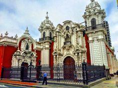 Iglesia de San Marcelo, Lima