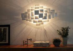 KALEIDOSKOP  Wandleuchte / Wandlampe / Lampe / Designleuchte