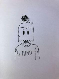By me 💕 sketches easy simple Sad Drawings, Dark Art Drawings, Pencil Art Drawings, Art Drawings Sketches, Drawing Art, Graffiti Art Drawings, Tumblr Sketches, Tumblr Art, Sketch Art