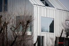 Wohnhäuser in Belgien / Duo in den Dünen - Architektur und Architekten - News / Meldungen / Nachrichten - BauNetz.de
