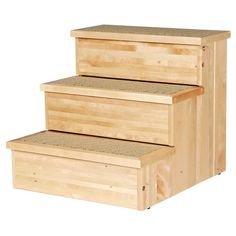Tixie Pet Wooden Pet Stairs : Target