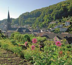Plombières, Massif des Vosges, Lorraine