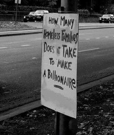 Do you know what would happen to billionaires if we started paying a 15 dollar minimum wage? Nothing, they would still be billionaires.