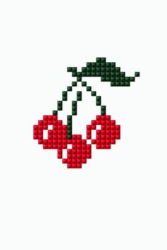 FREE CROSS STITCH PATTERN from DMC.
