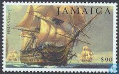 Jamaica - Battle of Trafalgar 2005
