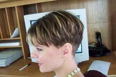 Very Fashionable Pixie Cuts for Ladies - Love this Hair