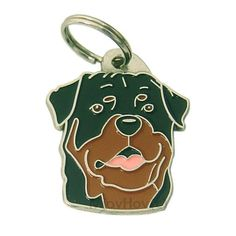 Pet tags MjavHov engraved ROTTWEILER by MjavHov on Etsy
