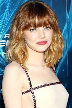 Short hairstyles with fringe hairstyles with bangs, full fringe hairstyles Short Stacked Haircuts, Short Hair Styles For Round Faces, Short Hairstyles For Thick Hair, Haircuts With Bangs, Fringe Hairstyles, Hairstyles For Round Faces, Quick Hairstyles, Celebrity Hairstyles, Long Hair Styles