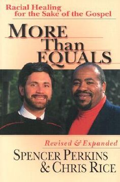 """From their own hard-won experience, they show that there is hope for our frightening race problem, that whites and African-Americans can live together in peace. This revised and expanded edition includes a new introduction, a new afterword, a new study guide, updated resources and a new chapter by Spencer, """"Playing the Grace Card."""" In compellingly practical detail, Chris and Spencer present their hope, which is boldly and radically Christian. """"The cause of racial reconciliation needs…"""