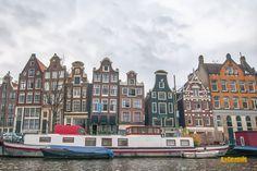 Bu şehir Hollanda'nın diğer şehirlerinden sadece başkent olma özelliği ile değil… San Francisco Skyline, Amsterdam, Travel, Viajes, Traveling, Trips, Tourism