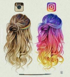 @ fashioninmagazine - 1 Or 2?Follow 🌟@girlswithfashions @girlsoutlook @girlyselection✔Shopping link in Bio✔ #fashioninmagazine ❤#hairgoals #hairdo #hairstyle #black #diy #straight #curly #grey #glitter #rainbow #orange #blue #old #new #instagram #instagramers