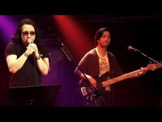 Bed Of Roses - Bon Jovi peformed by Kelly SIMONZ's BAND - YouTube